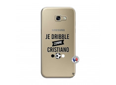 Coque Samsung Galaxy A5 2017 Je Dribble Comme Cristiano