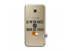 Coque Samsung Galaxy A5 2017 Je m'en bats Les Noix De Coco