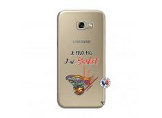Coque Samsung Galaxy A5 2017 Je Peux Pas J Ai Basket