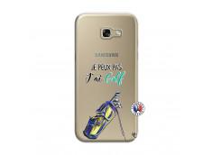 Coque Samsung Galaxy A5 2017 Je Peux Pas J Ai Golf