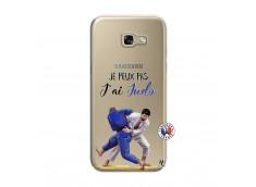 Coque Samsung Galaxy A5 2017 Je peux pas j'ai Judo
