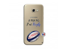 Coque Samsung Galaxy A5 2017 Je Peux Pas J Ai Rugby
