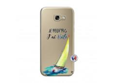 Coque Samsung Galaxy A5 2017 Je Peux Pas J Ai Voile