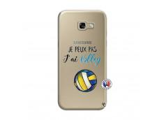 Coque Samsung Galaxy A5 2017 Je Peux Pas J Ai Volley