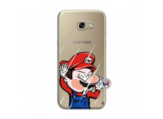 Coque Samsung Galaxy A5 2017 Mario Impact