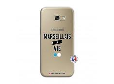 Coque Samsung Galaxy A5 2017 Marseillais à Vie