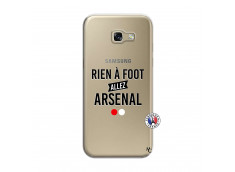 Coque Samsung Galaxy A5 2017 Rien A Foot Allez Arsenal