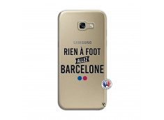 Coque Samsung Galaxy A5 2017 Rien A Foot Allez Barcelone