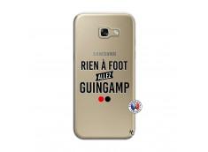 Coque Samsung Galaxy A5 2017 Rien A Foot Allez Guingamp