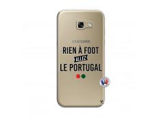 Coque Samsung Galaxy A5 2017 Rien A Foot Allez Le Portugal