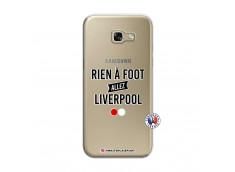 Coque Samsung Galaxy A5 2017 Rien A Foot Allez Liverpool