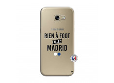 Coque Samsung Galaxy A5 2017 Rien A Foot Allez Madrid