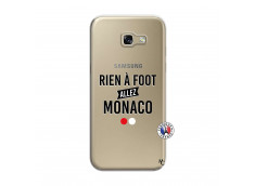 Coque Samsung Galaxy A5 2017 Rien A Foot Allez Monaco