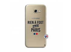Coque Samsung Galaxy A5 2017 Rien A Foot Allez Paris