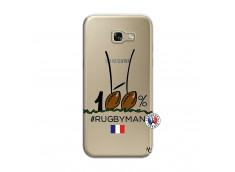 Coque Samsung Galaxy A5 2017 100 % Rugbyman Entre les Poteaux