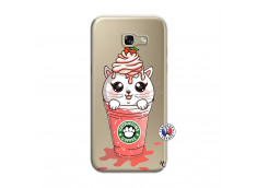 Coque Samsung Galaxy A5 2017 Catpucino Ice Cream