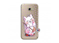 Coque Samsung Galaxy A5 2017 Smoothie Cat