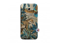 Coque Samsung Galaxy A5 2017 Leopard Jungle