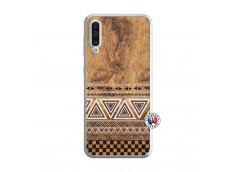 Coque Samsung Galaxy A50 Aztec Deco Translu