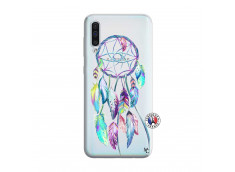 Coque Samsung Galaxy A50 Blue Painted Dreamcatcher