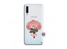 Coque Samsung Galaxy A50 Bouquet de Roses