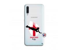 Coque Samsung Galaxy A50 Coupe du Monde Rugby-England