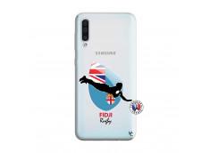 Coque Samsung Galaxy A50 Coupe du Monde Rugby Fidji
