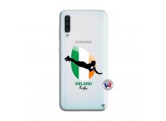 Coque Samsung Galaxy A50 Coupe du Monde Rugby-Ireland