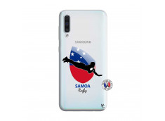 Coque Samsung Galaxy A50 Coupe du Monde Rugby-Samoa