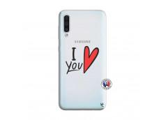 Coque Samsung Galaxy A50 I Love You