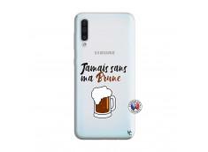 Coque Samsung Galaxy A50 Jamais Sans Ma Brune