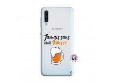 Coque Samsung Galaxy A50 Jamais Sans Ma Rousse