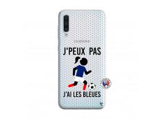 Coque Samsung Galaxy A50 Je Peux Pas J Ai Les Bleues Maillot