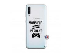 Coque Samsung Galaxy A50 Monsieur Mauvais Perdant