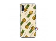 Coque Samsung Galaxy A50 Sorbet Ananas Translu