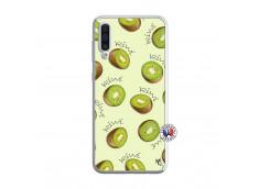 Coque Samsung Galaxy A50 Sorbet Kiwi Translu