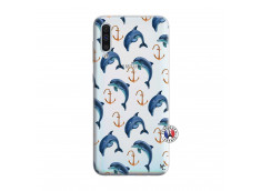 Coque Samsung Galaxy A50 Dauphins