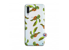Coque Samsung Galaxy A50 Tortue Géniale