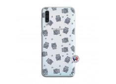 Coque Samsung Galaxy A50 Petits Hippos