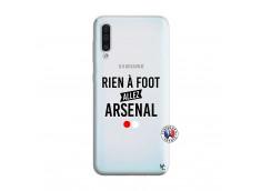 Coque Samsung Galaxy A50 Rien A Foot Allez Arsenal