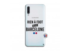 Coque Samsung Galaxy A50 Rien A Foot Allez Barcelone
