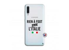 Coque Samsung Galaxy A50 Rien A Foot Allez L'Italie