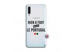 Coque Samsung Galaxy A50 Rien A Foot Allez Le Portugal
