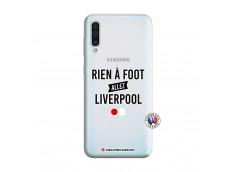 Coque Samsung Galaxy A50 Rien A Foot Allez Liverpool