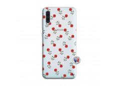 Coque Samsung Galaxy A50 Rose Pattern