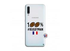 Coque Samsung Galaxy A50 100% Rugbyman