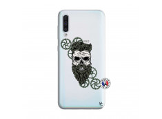 Coque Samsung Galaxy A50 Skull Hipster