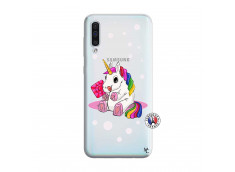 Coque Samsung Galaxy A50 Sweet Baby Licorne