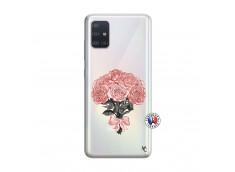 Coque Samsung Galaxy A51 Bouquet de Roses