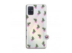 Coque Samsung Galaxy A51 Cactus Pattern